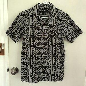 Boys Quicksilver dress shirt